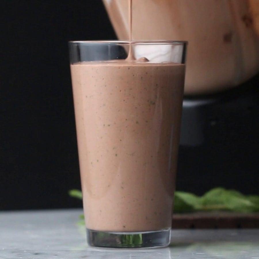 Mint Chocolate Dairy-free Milkshake