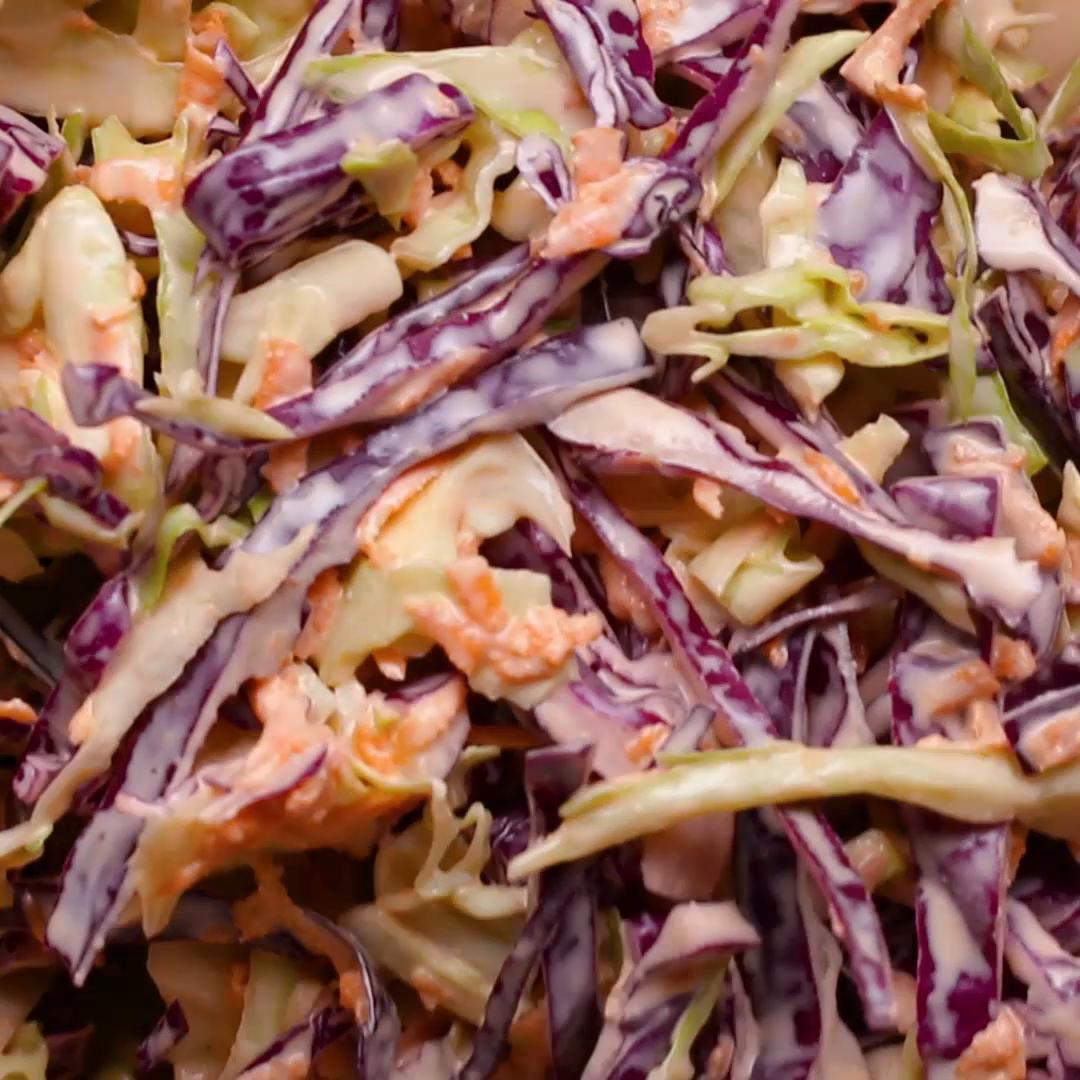 Coleslaw Recipe By Tasty