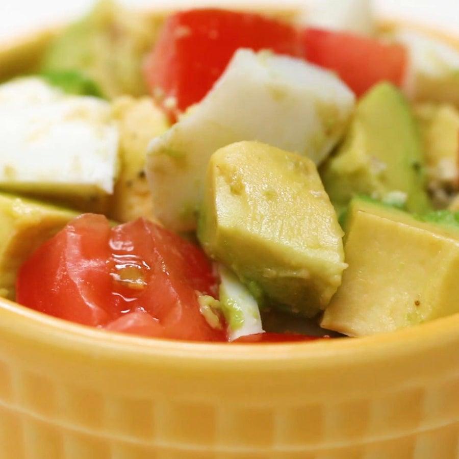 Tomato, Avocado, & Egg Salad