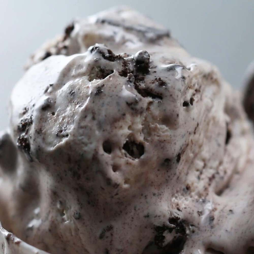 Cookies n cream ice cream recipe by tasty by nathan ng from the video homemade ice cream 4 ways ccuart Image collections