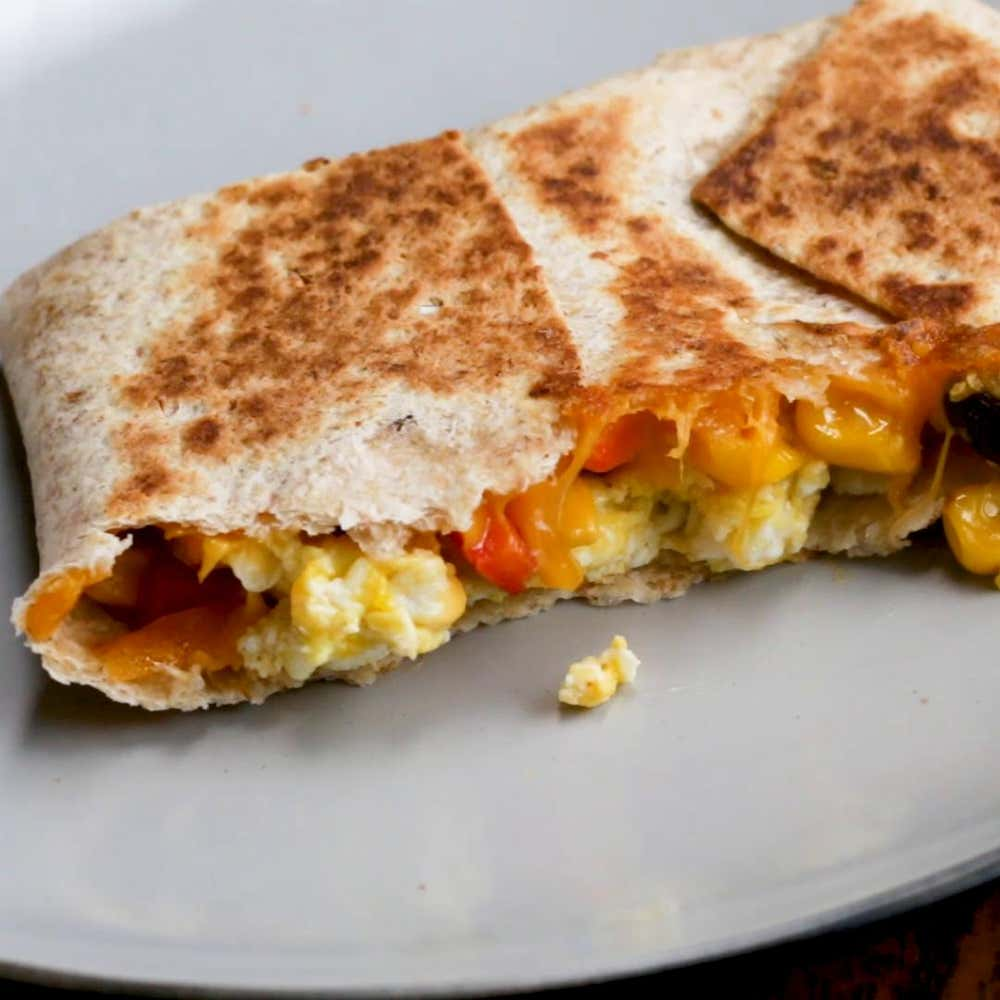 Breakfast veggie pocket recipe by tasty by tara botwinick forumfinder Images