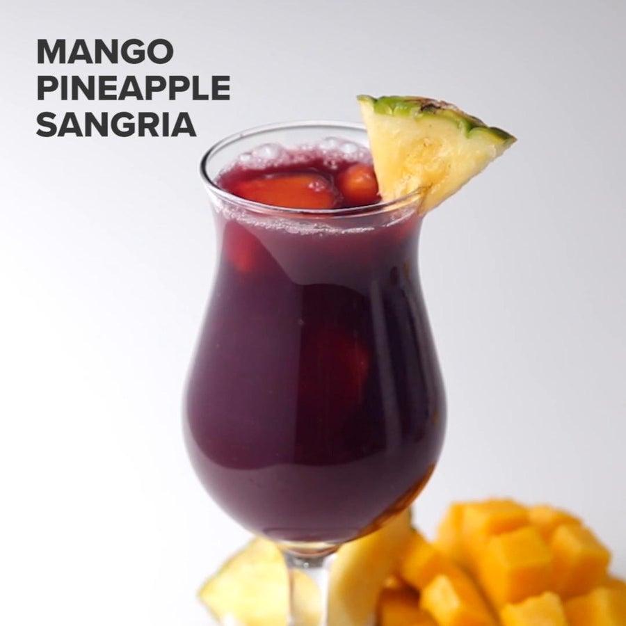 Mango Pineapple Sangria