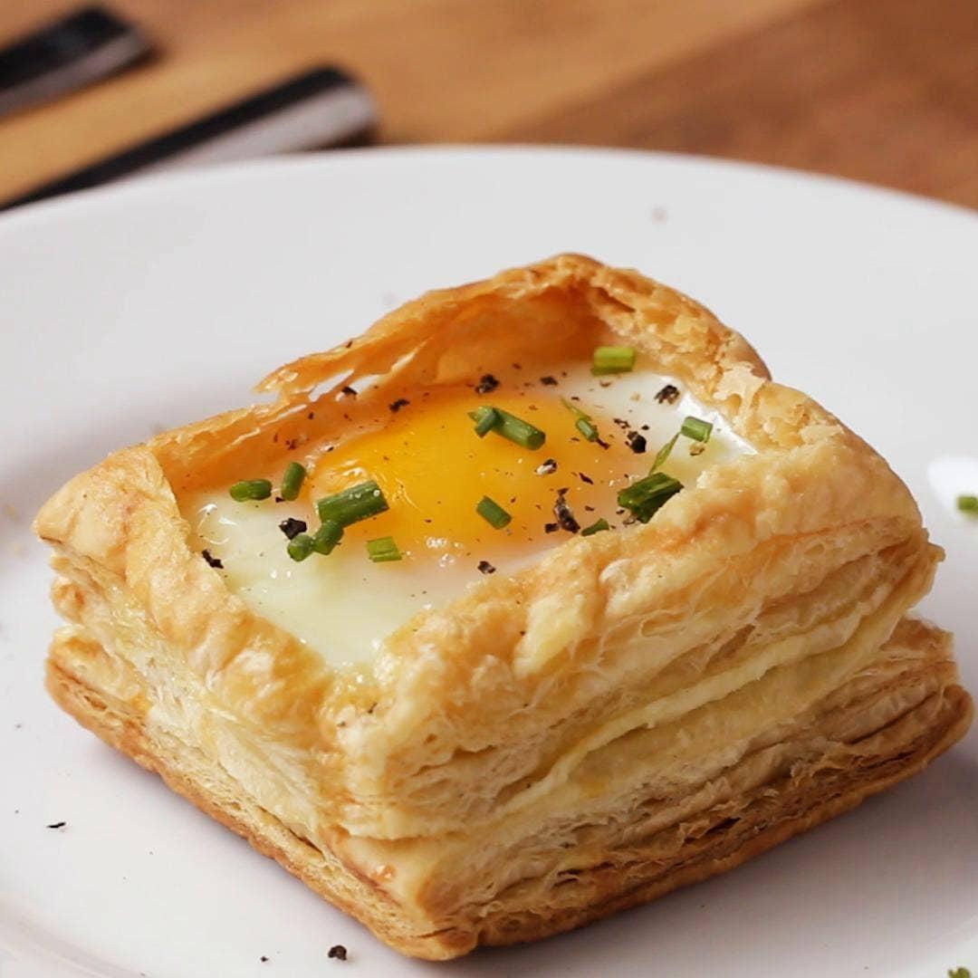 4 Macam Perbedaan Aneka Pastry, Danish, Puff, Dan Croissant