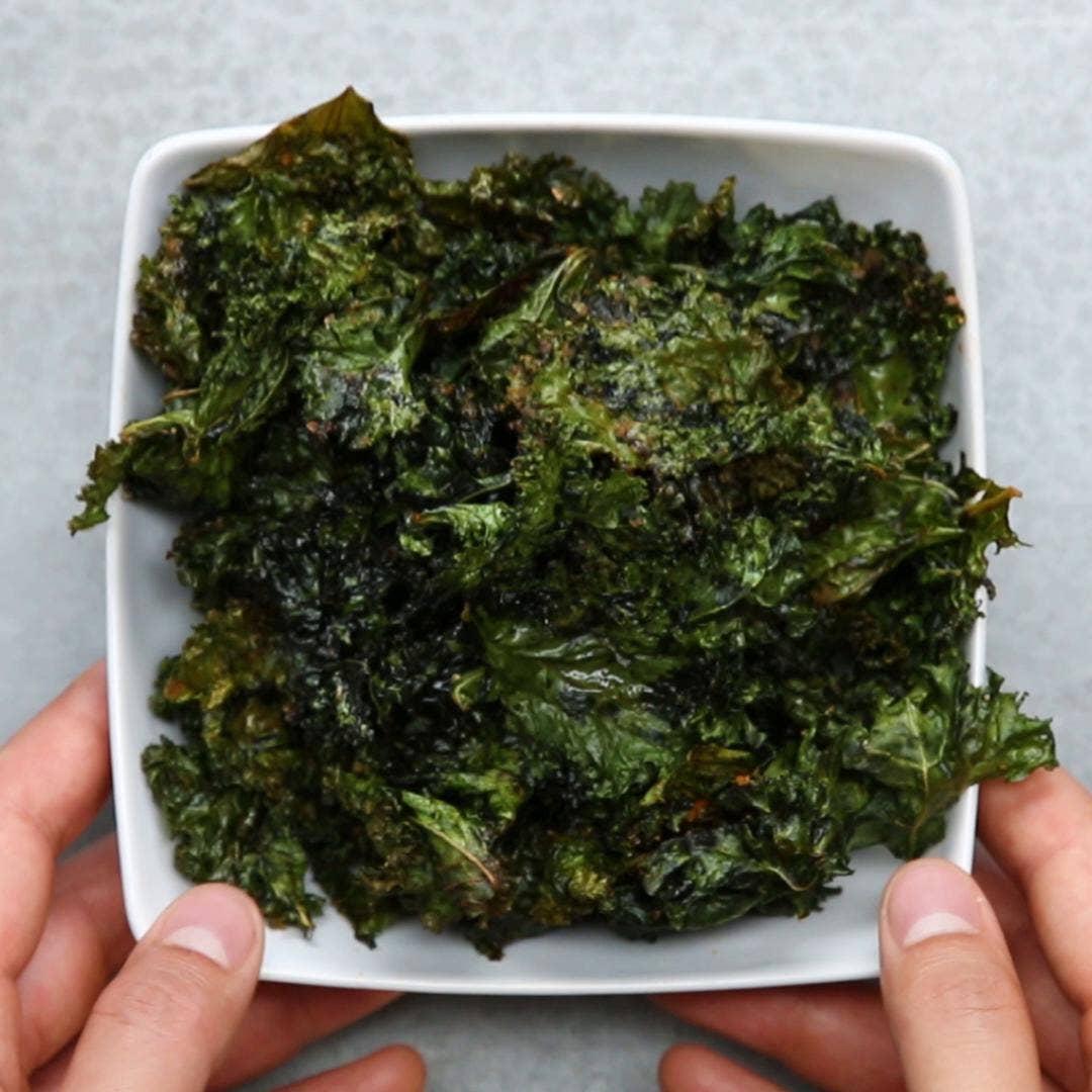 kale chips recipe tasty Kale Chips Recipe by Tasty