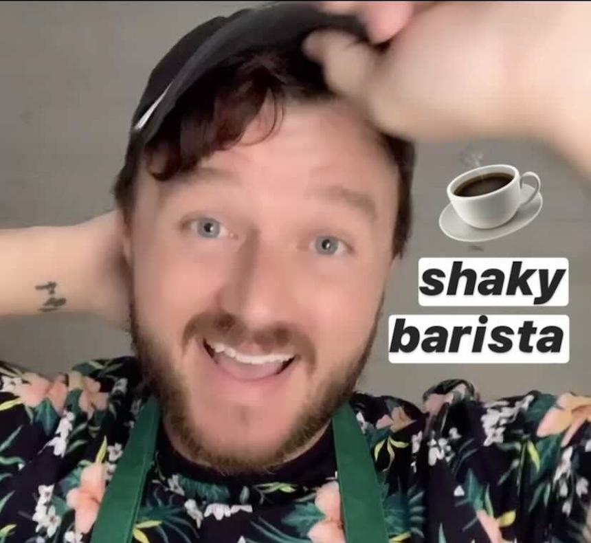shakybarista icon
