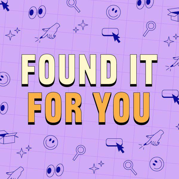 founditforyou icon