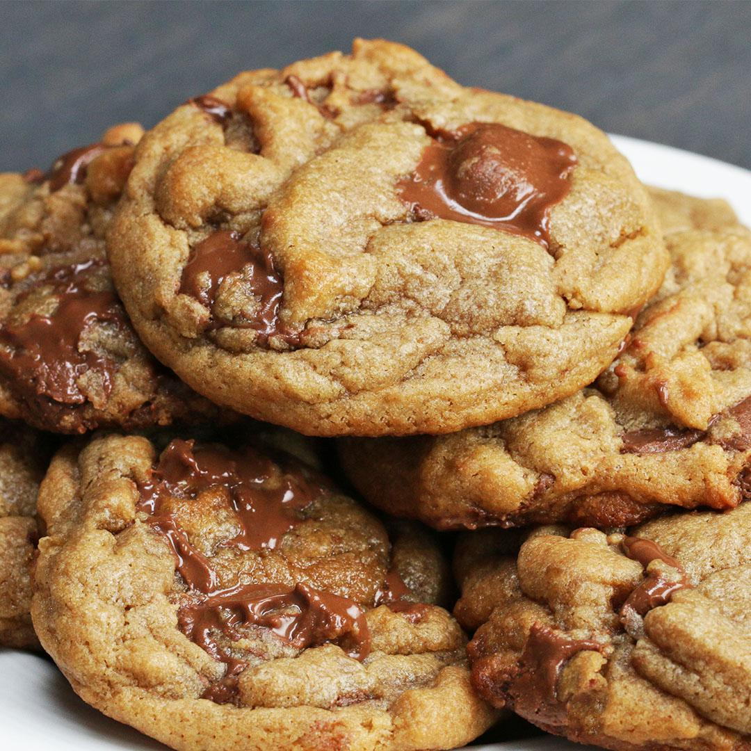 Peanut Butter Cup Cookies Recipe By Tasty
