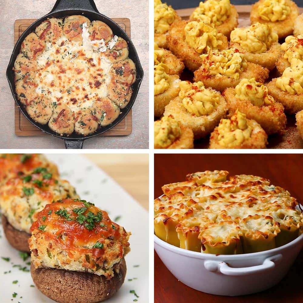 Meatless Dishes Perfect For Any  Holiday Party