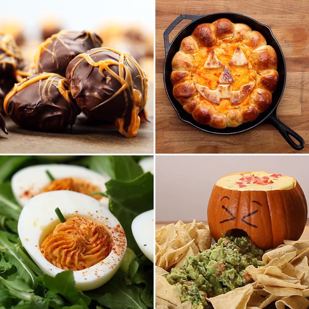 5 Spooky Recipes For Halloween