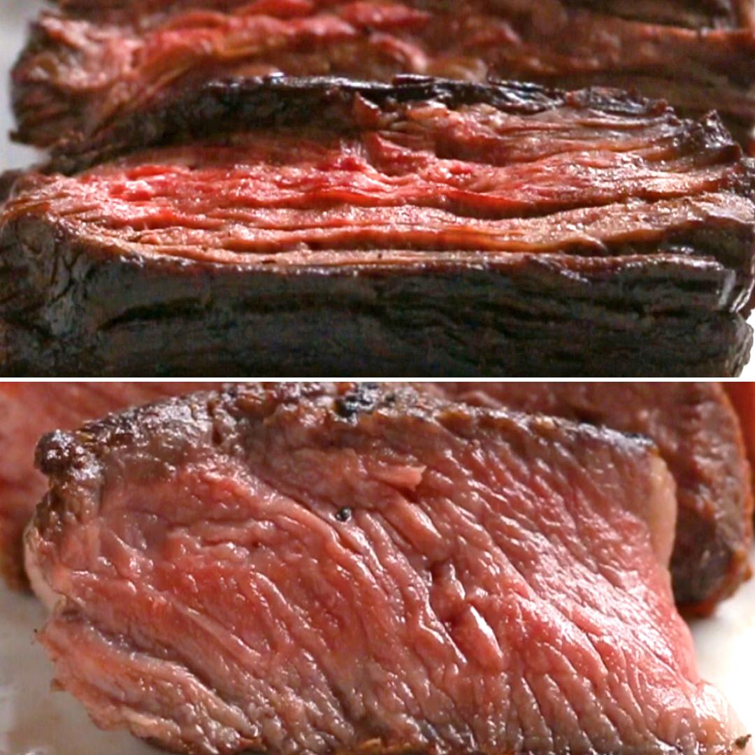 Garlic Butter Steak Recipe by Tasty