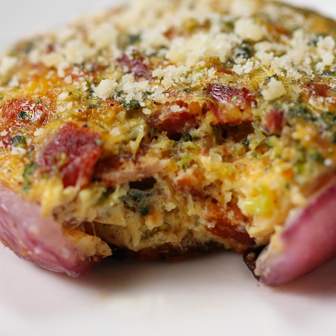 Lasagna Party Ring Recipe By Tasty