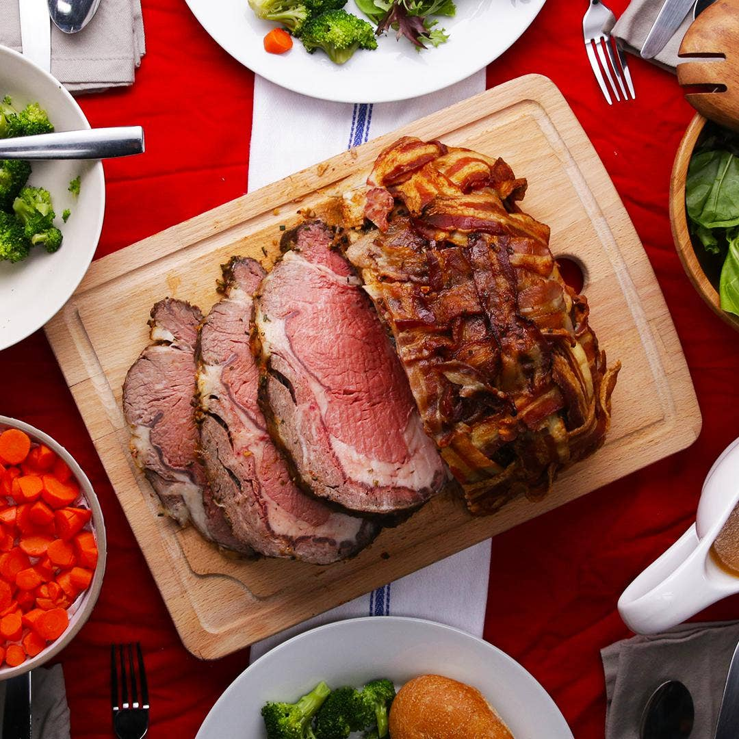 Bacon Wrapped Prime Rib Recipe By Tasty,Chinese Gender Calendar 2014