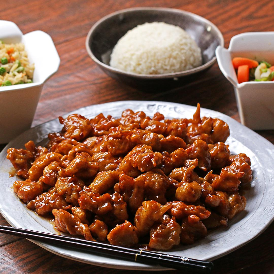 Original Orange Chicken By Panda Express Recipe By Tasty