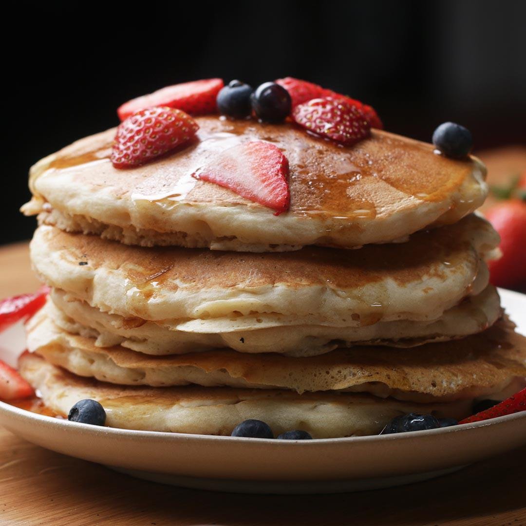Image result for tasty vegan pancakes