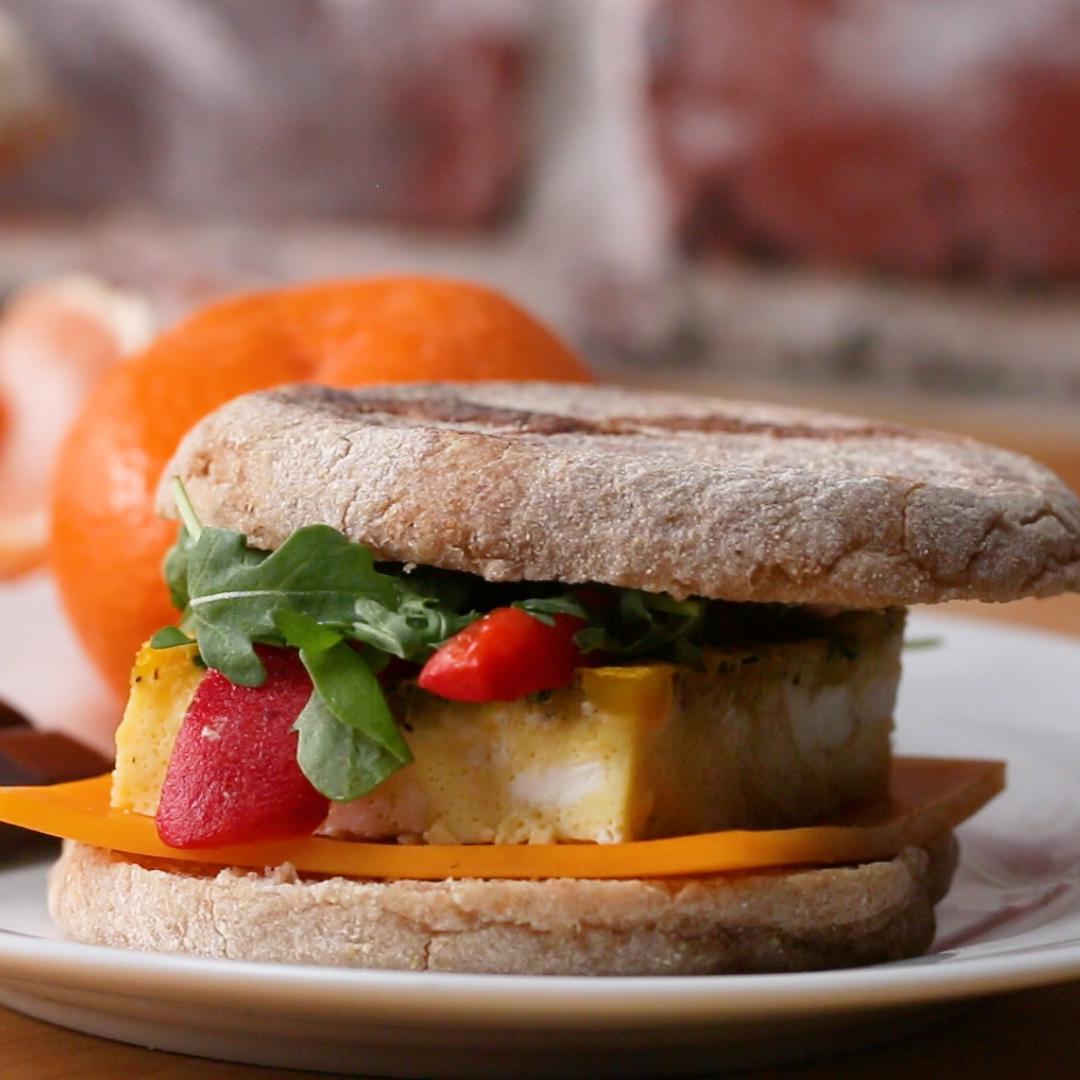 Chicken Parmesan Sliders Recipe By Tasty