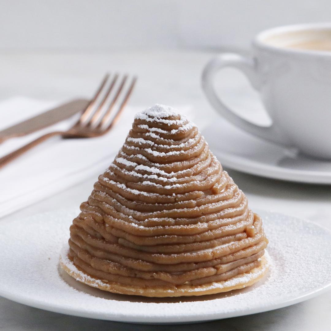 The Most Delicious Chestnut Dessert Mont Blanc Recipe By