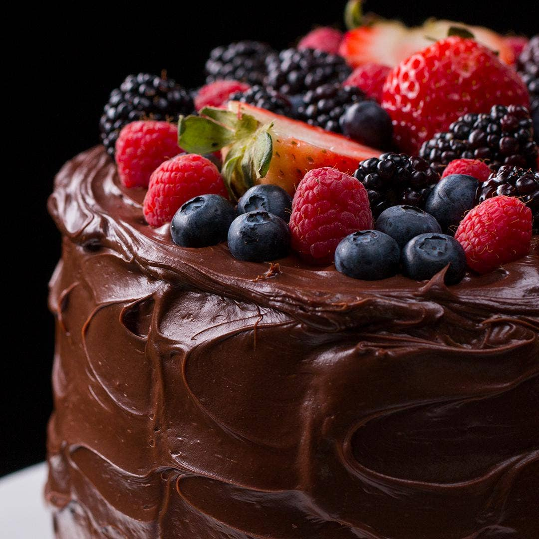 how to make diet chocolate cake parve