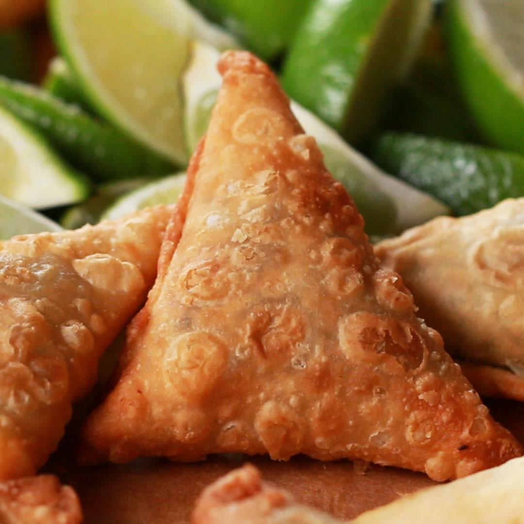 Kenyan Beef Samosas Recipe by Tasty_image
