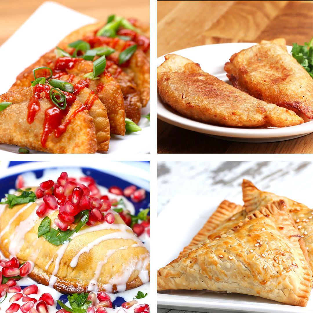 Tasty food videos and recipes empanadas 4 ways forumfinder Image collections