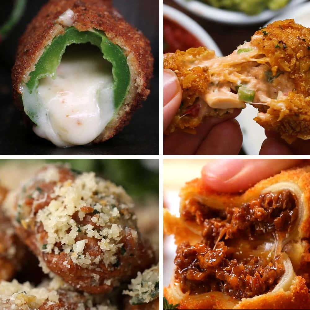 Potluck Poppers