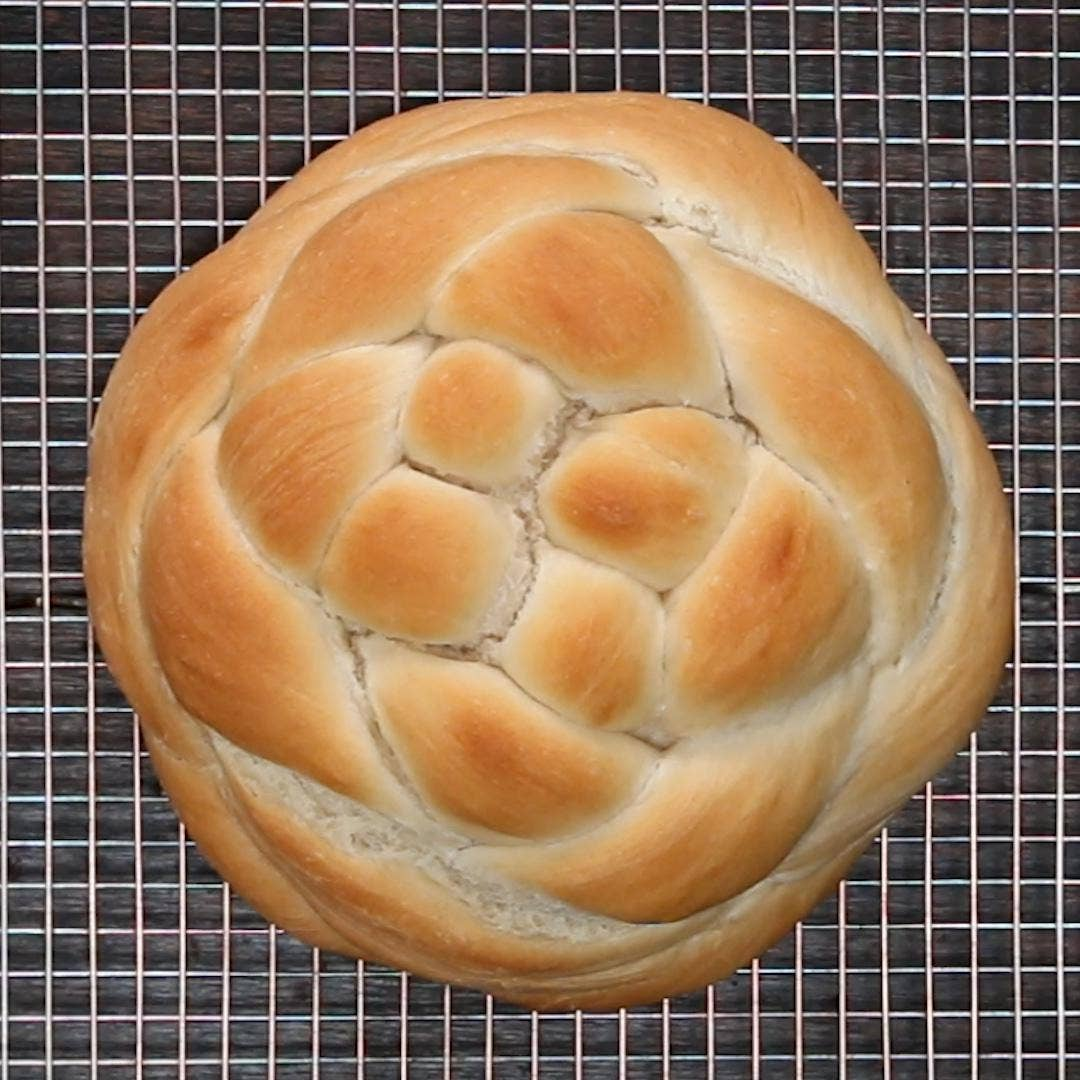 Vegan Challah Bread Recipe By Tasty