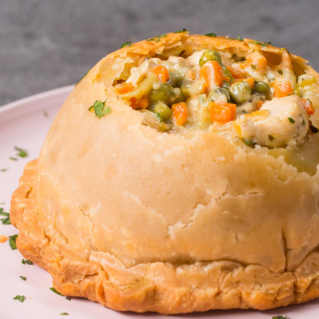 Chicken Pot Pie By Wolfgang Puck Recipe By Tasty