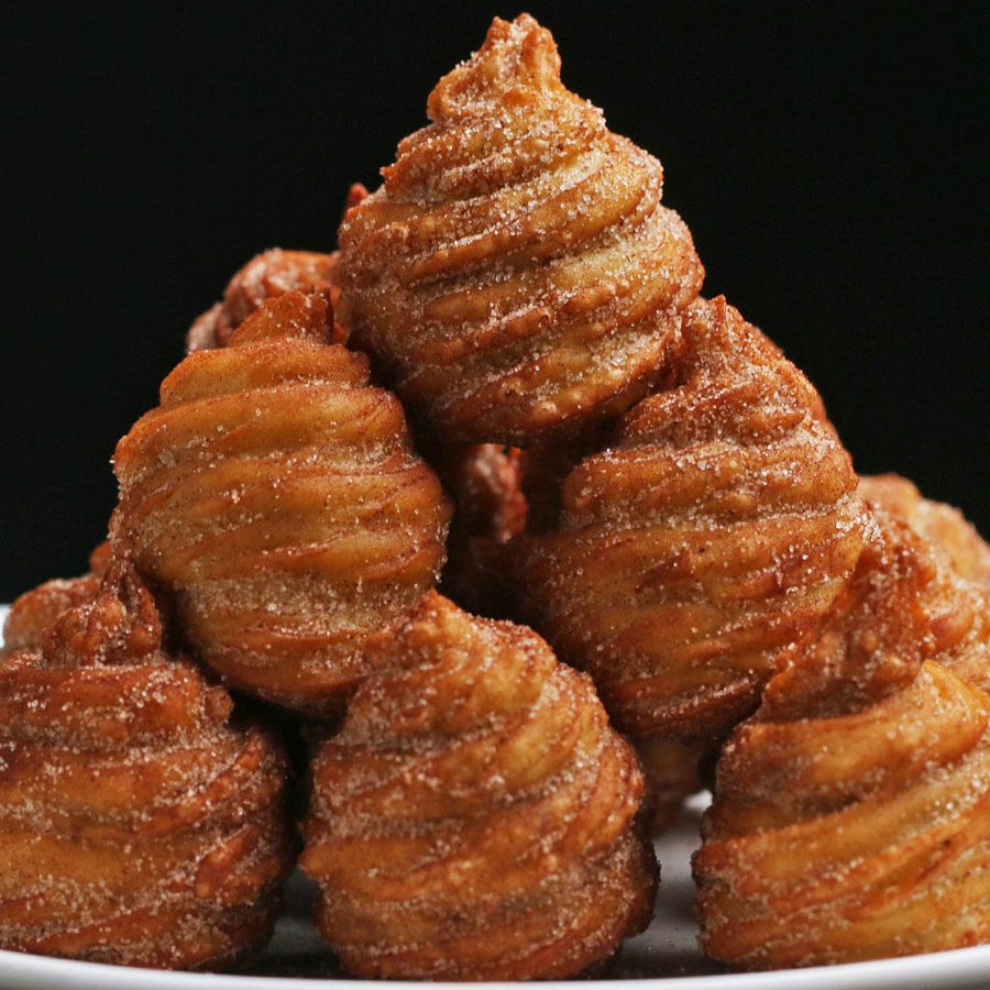 Molten Churro Bombs