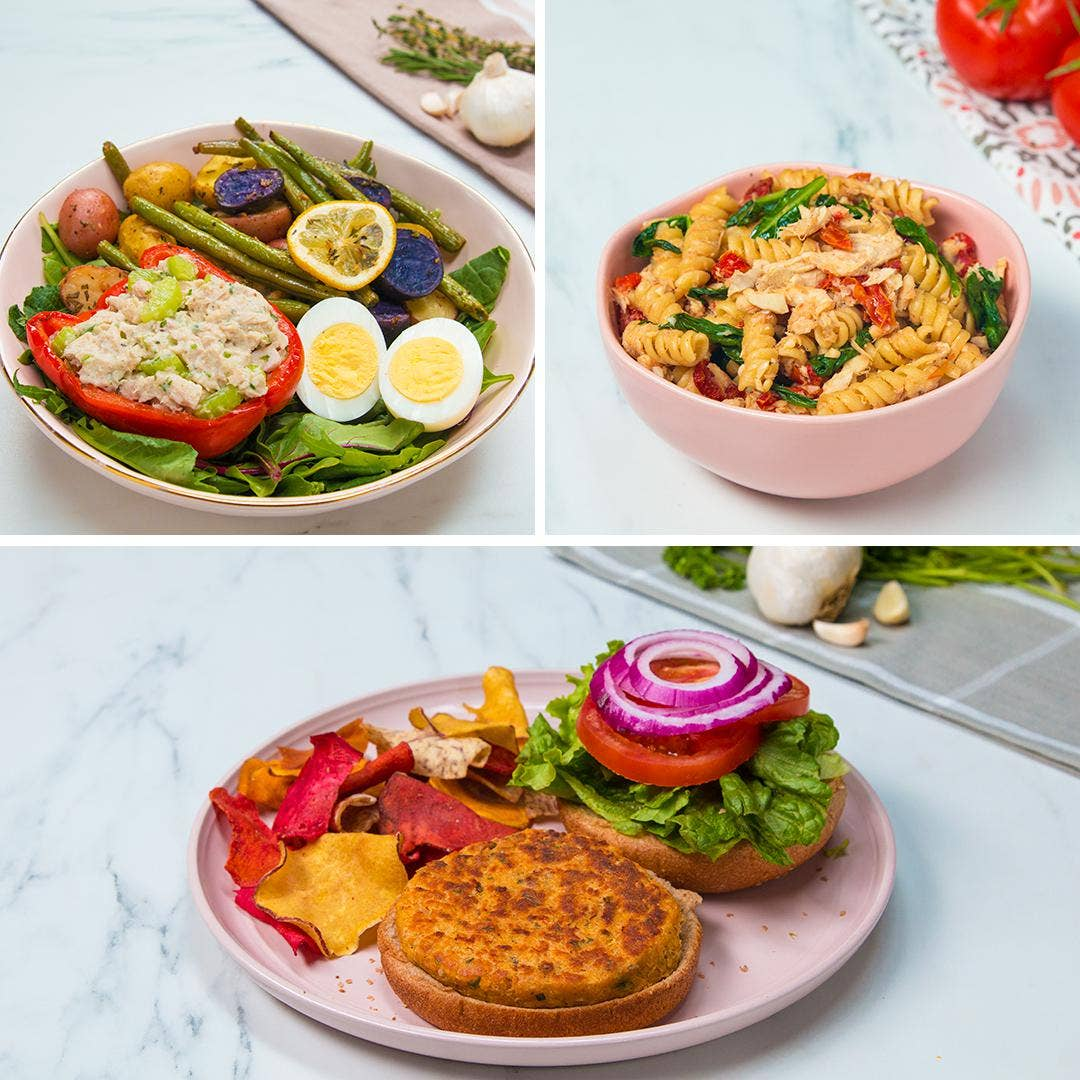 No Fuss Dinners You Can Make With Canned Tuna Recipes