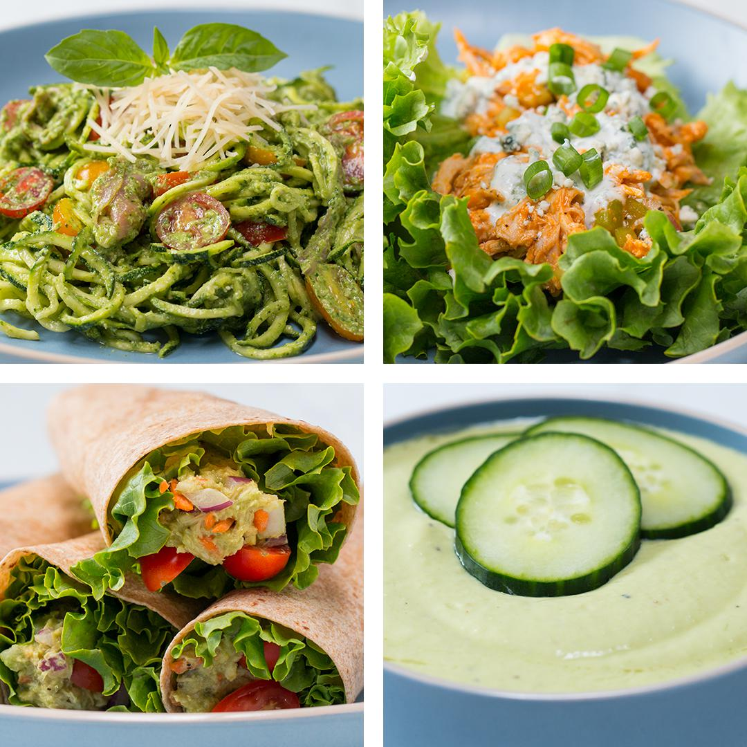 Easy No Cook Dinners Recipes