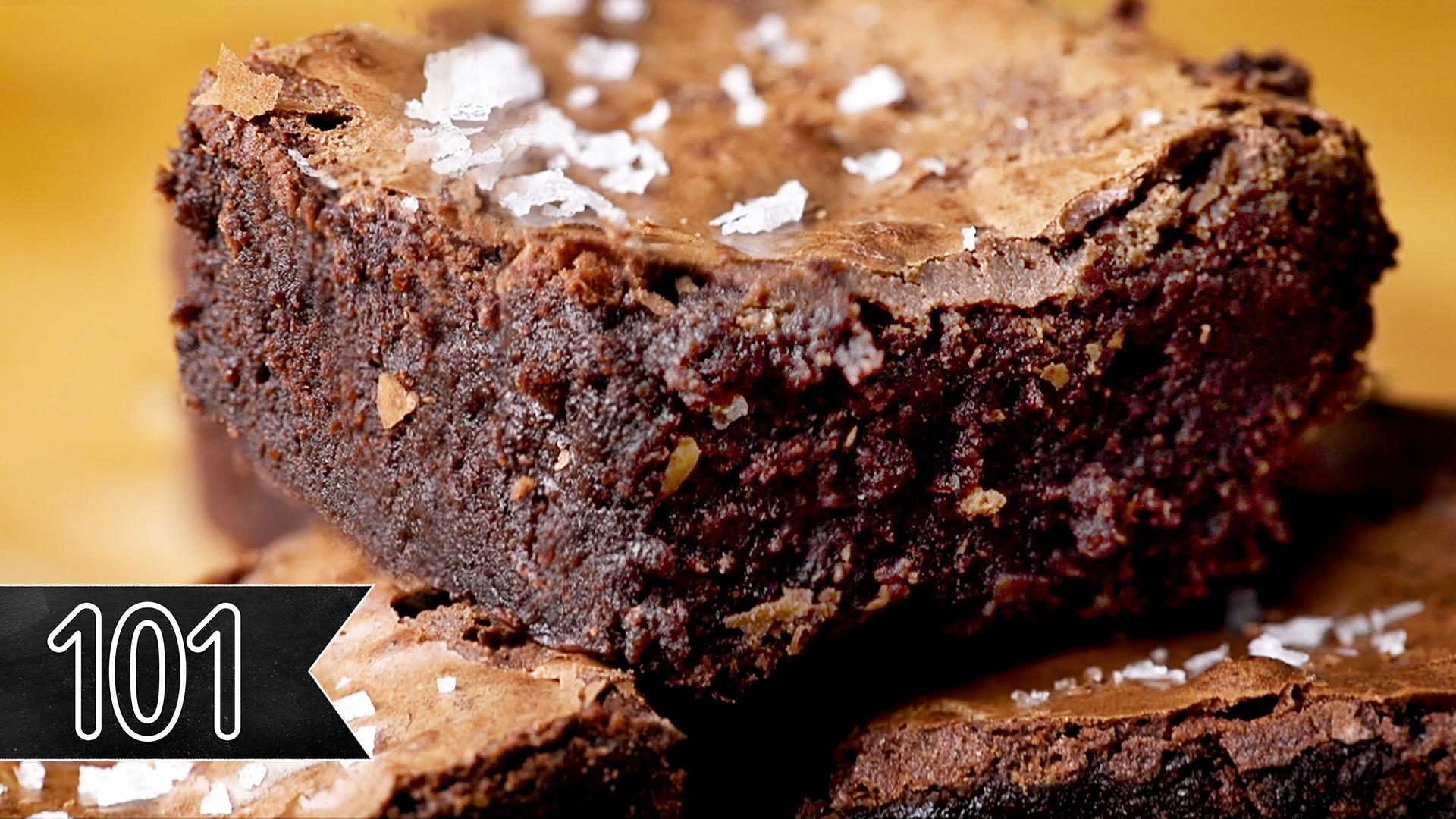 How To Make The Best Brownies Recipe by Tasty image