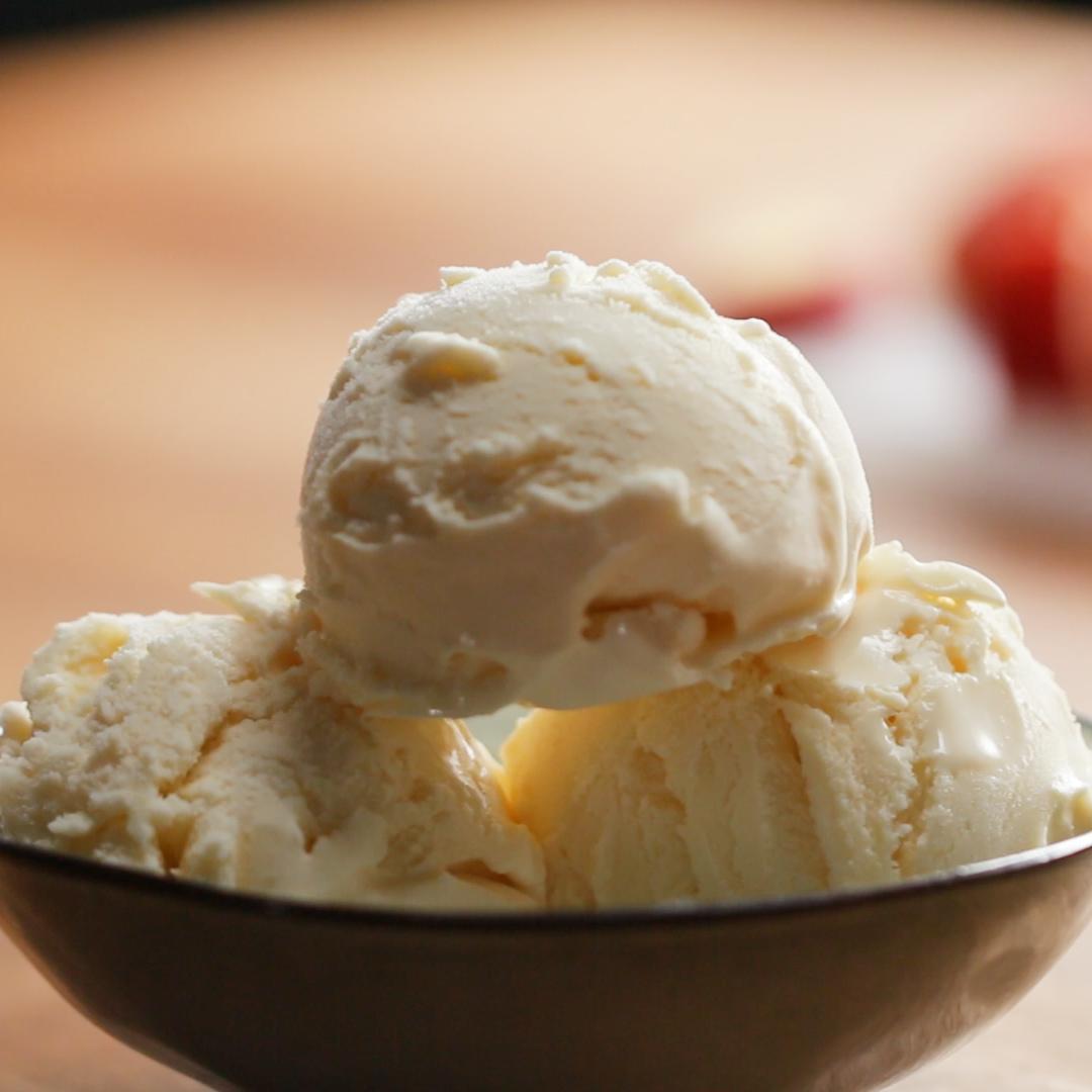 the best vegan vanilla ice cream recipe by tasty