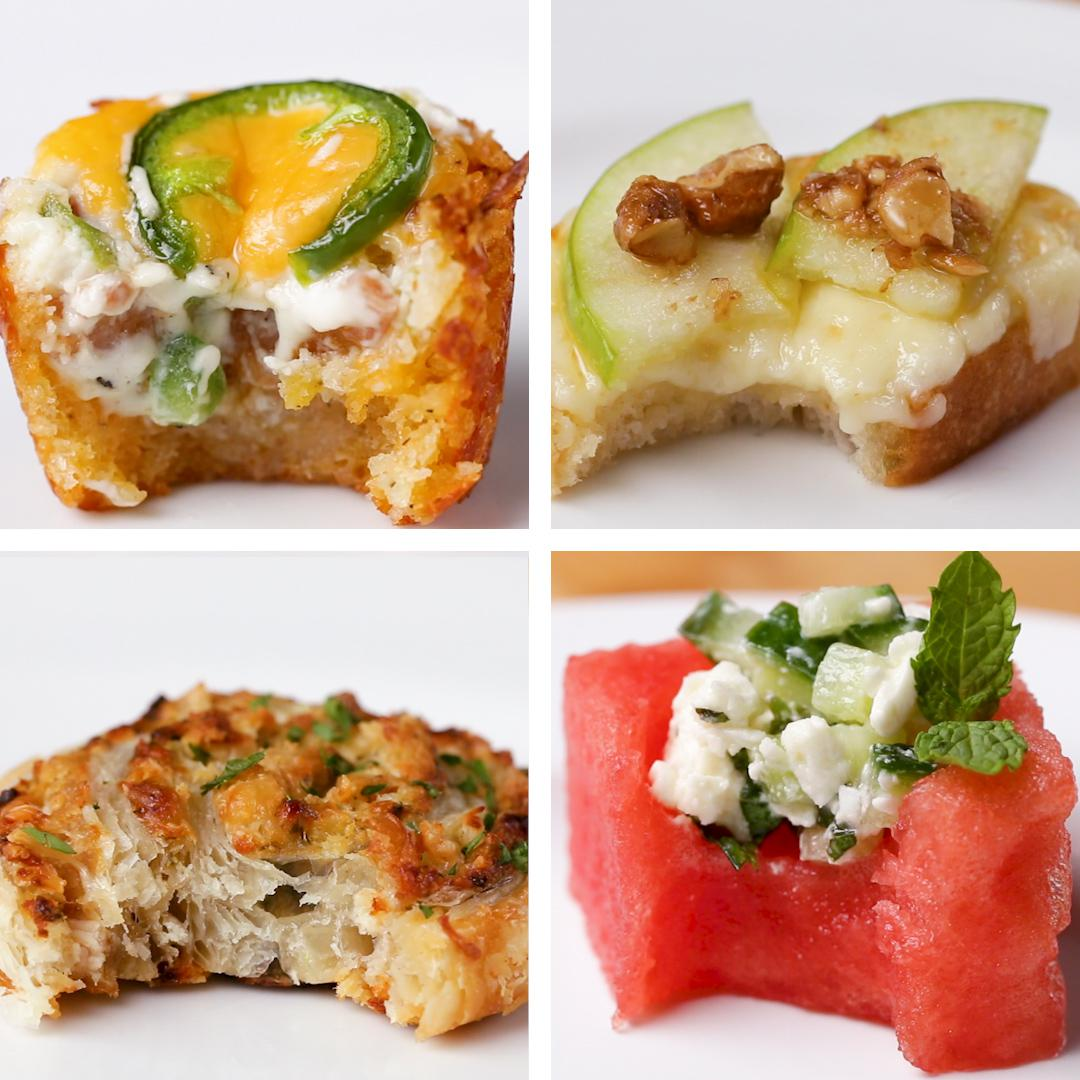 Easy Party Appetizers For The Lazy Cook Recipes