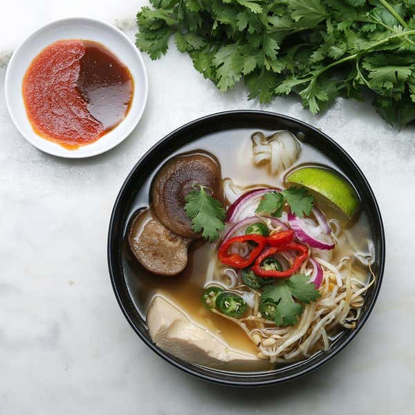 Quick 30-Minute Chicken Pho Recipe by Tasty