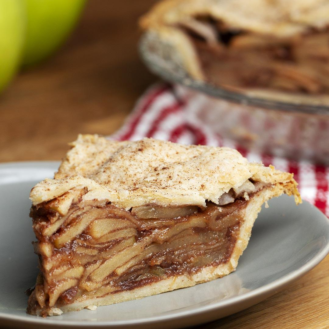 Vegan Apple Pie Recipe By Tasty