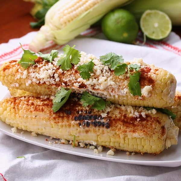 Tasty food videos and recipes corn on the cob around the world forumfinder Image collections
