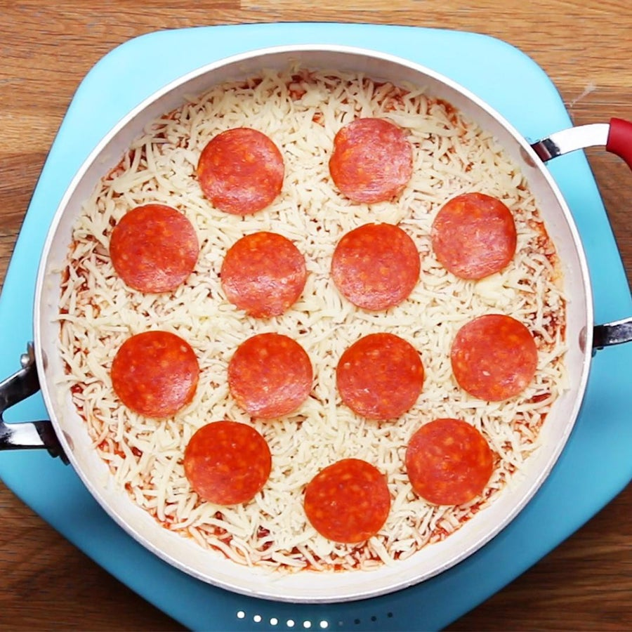 20-Minute One-Pan Pizza