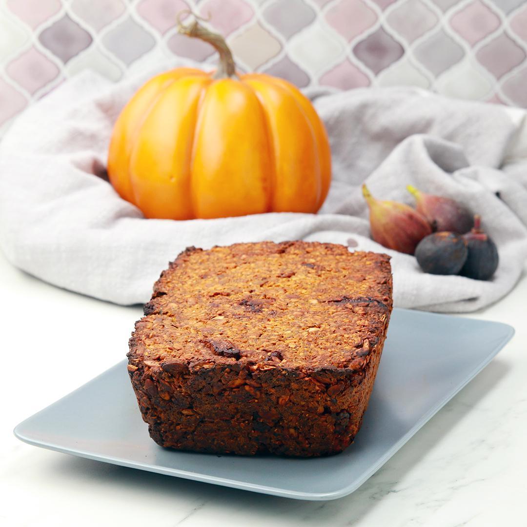 Imagini pentru Seeded Pumpkin Breakfast Bread