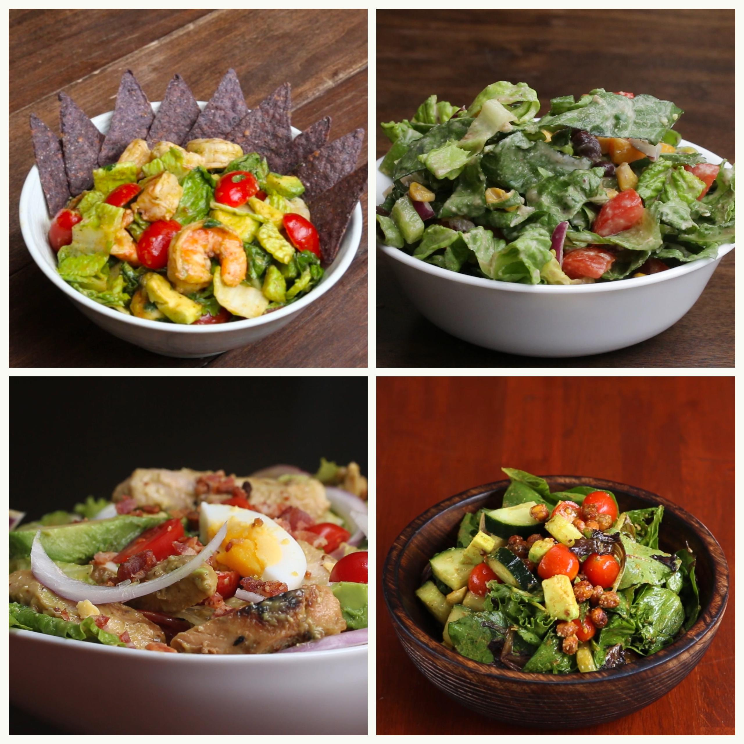 11 Satisfying Salads For Avacado Lovers | Recipes