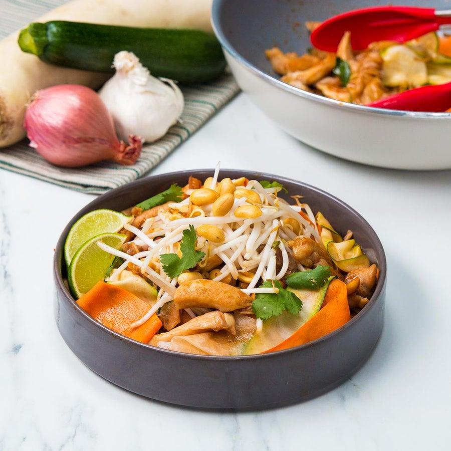 Low-Carb Pad Thai