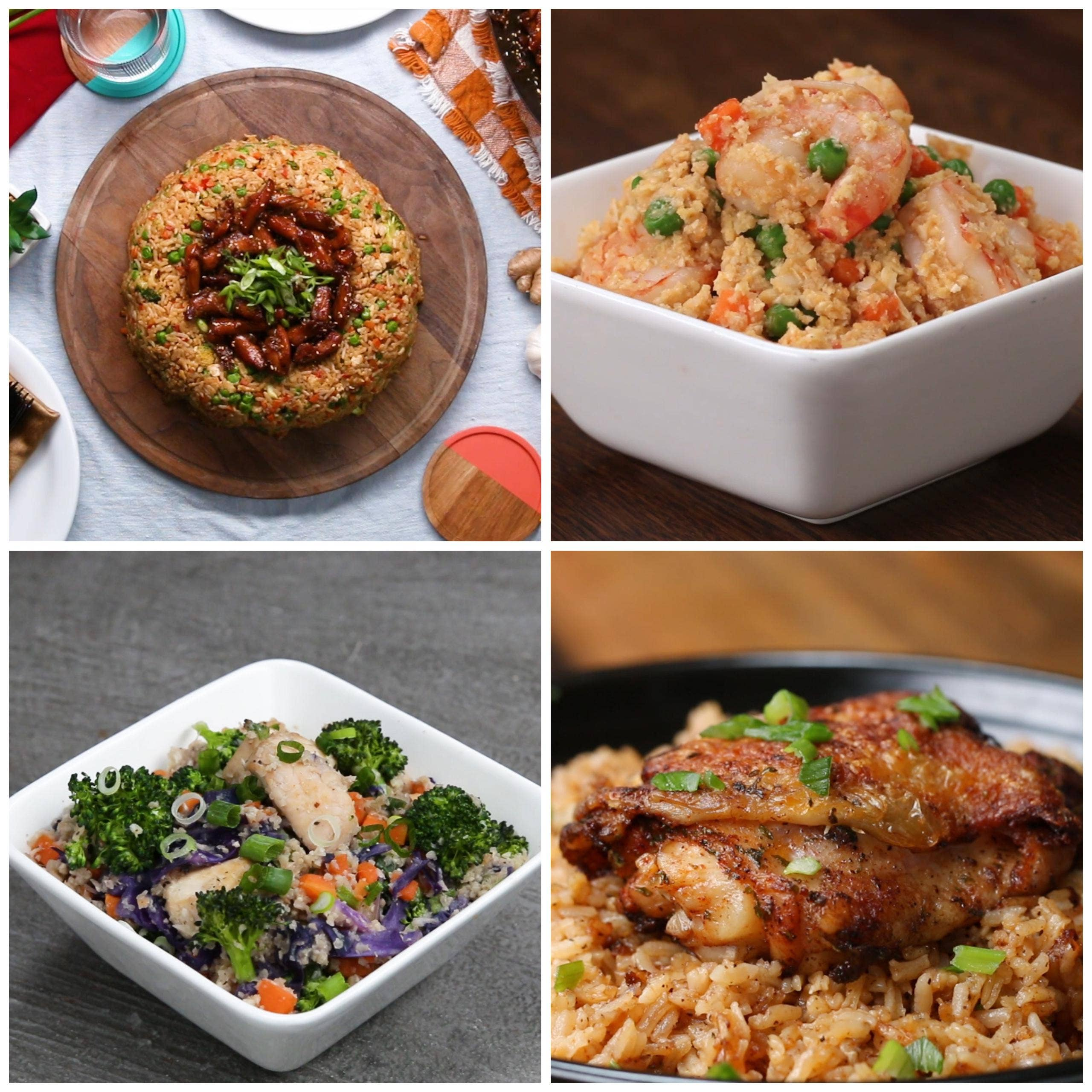 10 Rice Recipes Perfect For Dinner