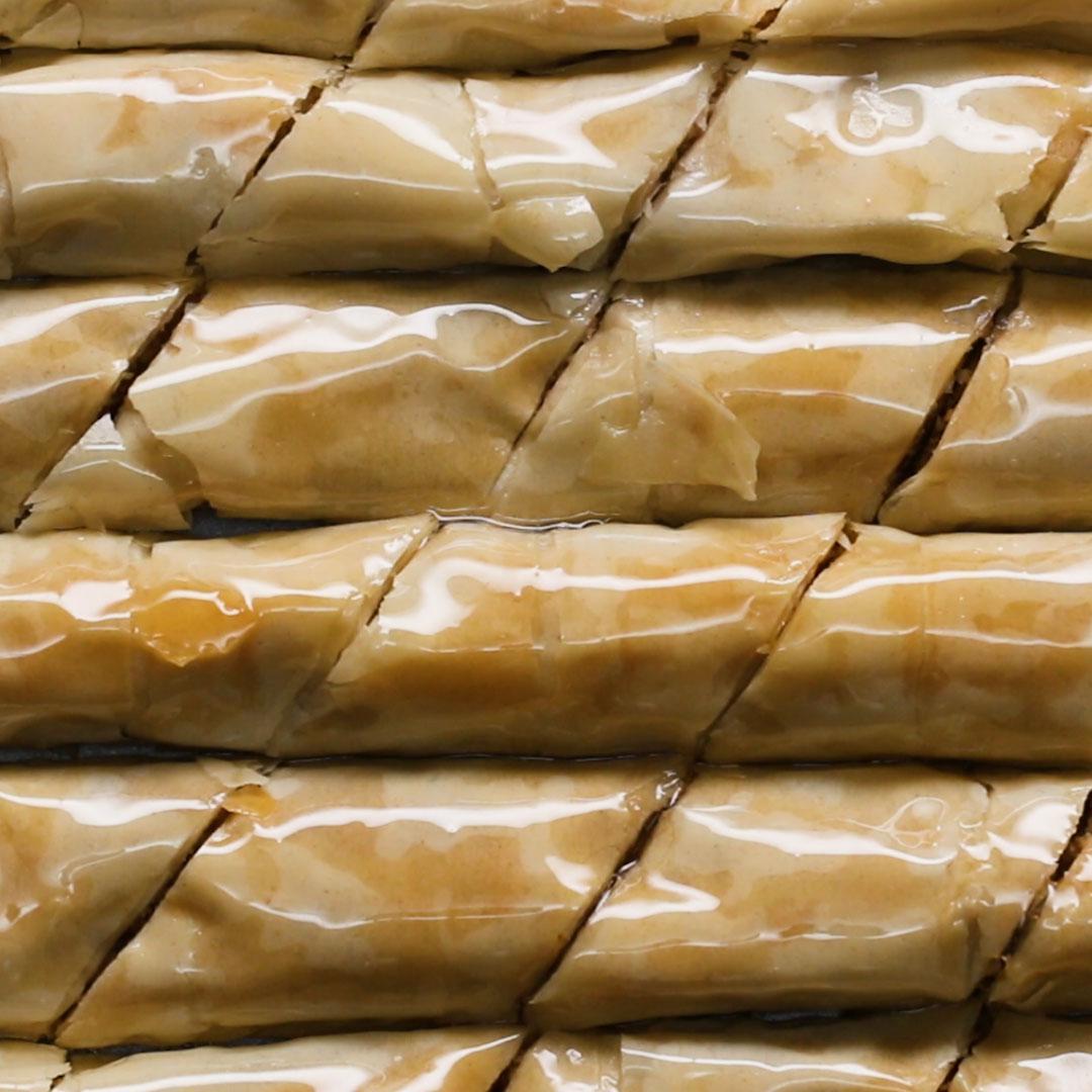 Baklava Recipe By Tasty