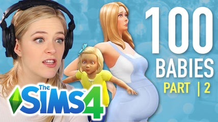 multiplayer by buzzfeed single girl tries the 100 baby challenge