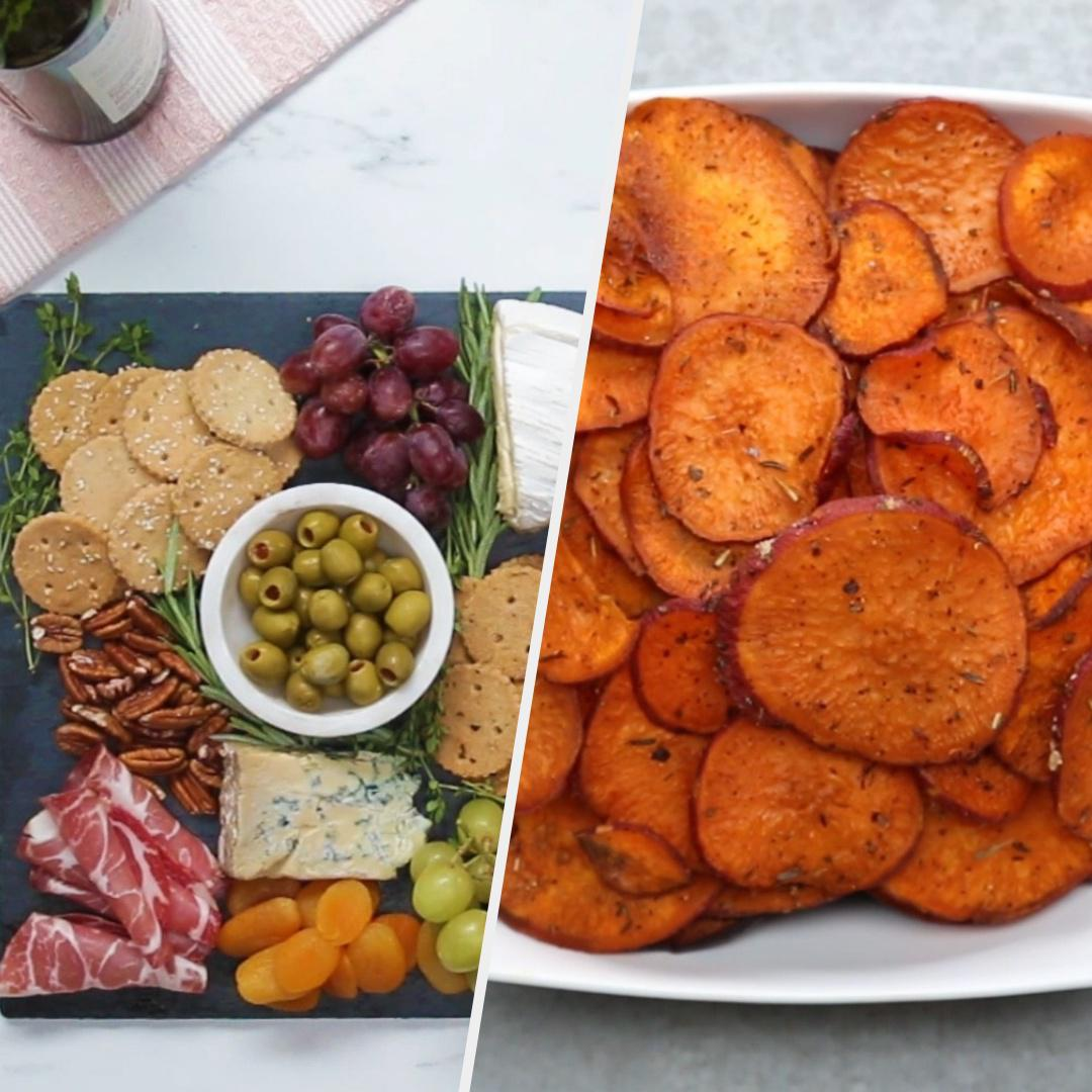 7 Healthy Recipes For Guilt-Free Snacking