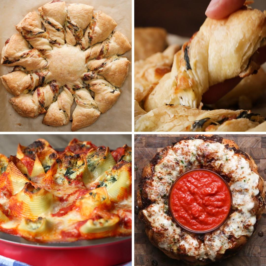 Pull-Apart Dishes | Recipes