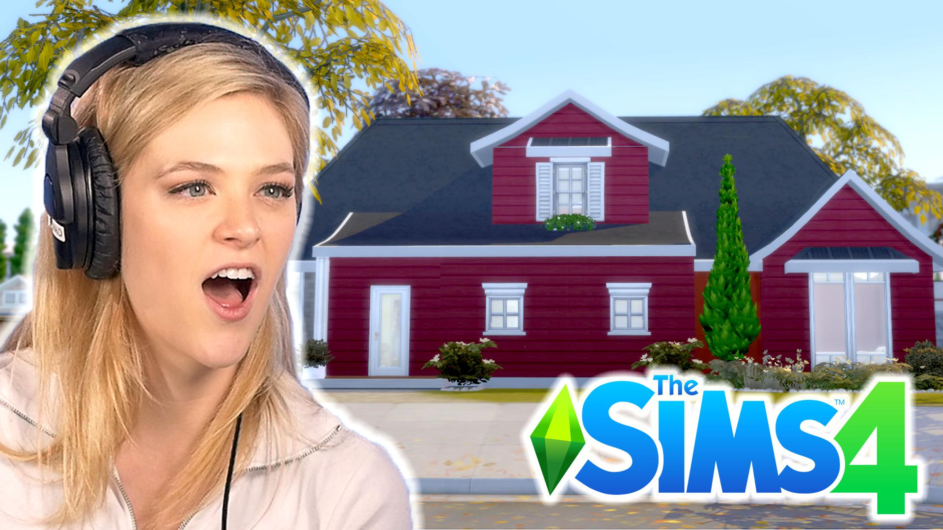Multiplayer by BuzzFeed - Single Girl Remodels Her Children's Home In The  Sims 4