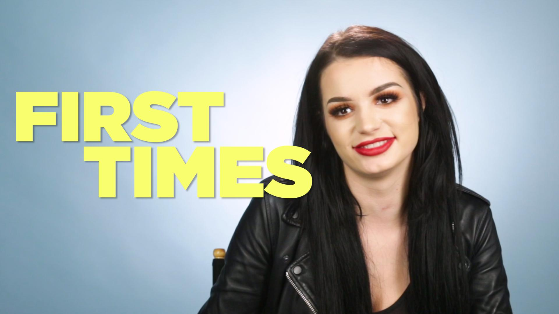 BuzzFeed Video - WWE's Diva Paige Tells Us About Her First Times