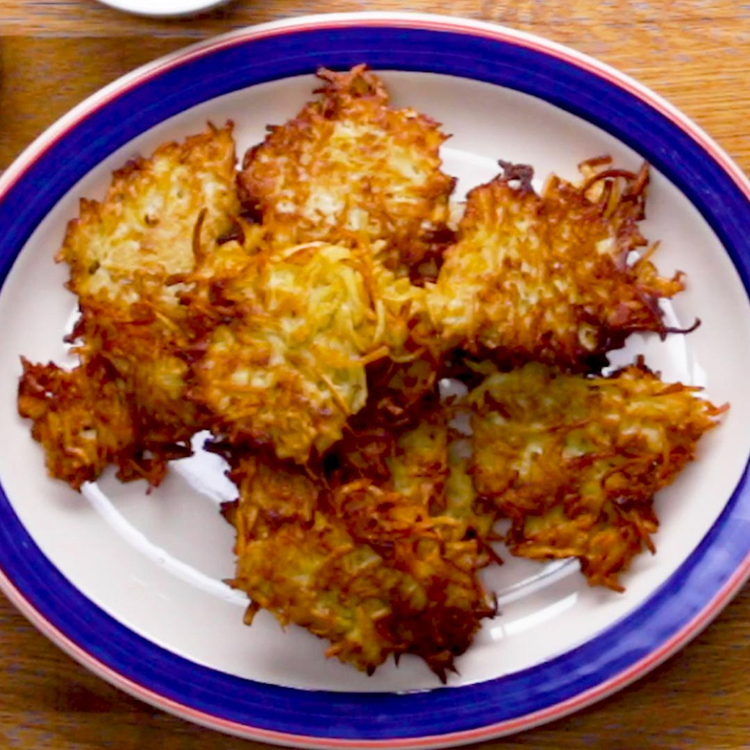 Potato Latkes Recipe by Tasty_image