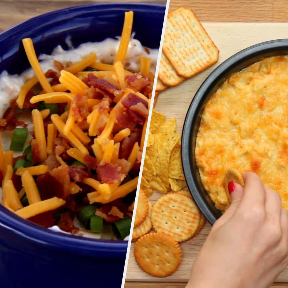 6 Dips For Your Next Game Night