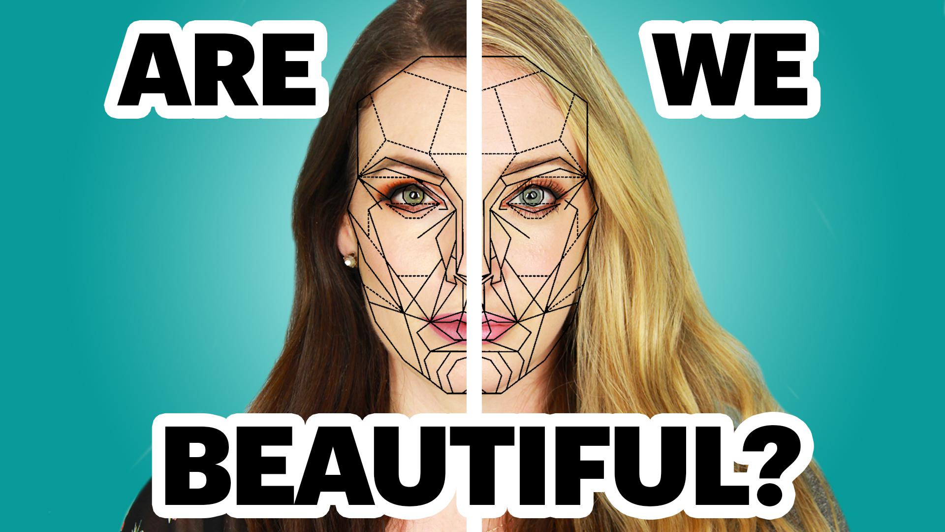 "Watch: BuzzFeed Video - The ""Perfect"" Face Ratio - Crazy Photoshop Challenge!"