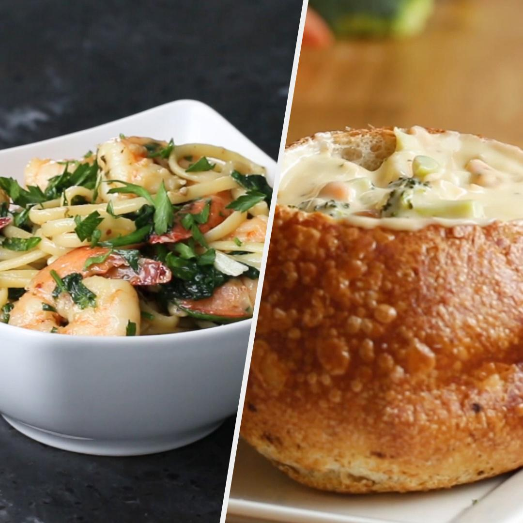 12 Easy Healthy One Pot Recipes